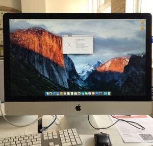 Apple iMac 27-inch Late 2013