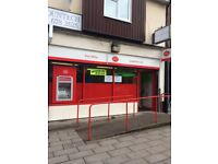 Retail Space to let within Post Office