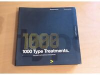 1,000 Type Treatments: From Script to Serif