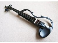 Yamaha SV-130 Electric Violin Package - Brand New!