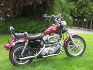 Collector Harley Davidson