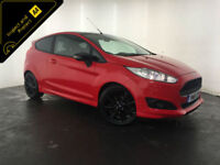 2015 FORD FIESTA ZETEC S RED EDITION 1 OWNER SERVICE HISTORY FINANCE PX WELCOME