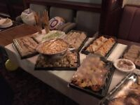 Buffets for all occasions