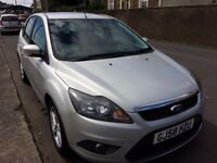 58 ford focus zetec 100-1596 cc 5 door hatchback