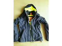 Small adult unisex Superdry coat