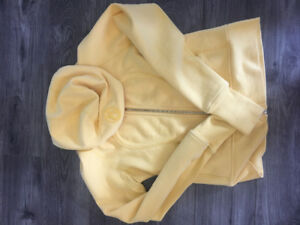 NEW PRICE size 10 Lululemon scuba hoodie