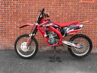 Honda crf450 px or swaps