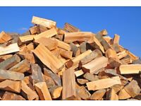 Firewood logs for sale per trailer load