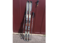 Rossignol Viper SX Twin Deck Skis with Bindings