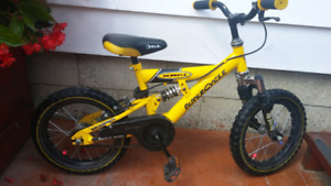 Supercycle kid's bike 14""