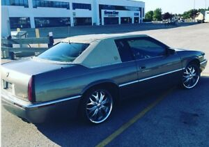 1998 Cadillac Eldorado Coupe (2 door)