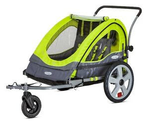 Quick N EZ Bicycle Trailer - Double *NEW*