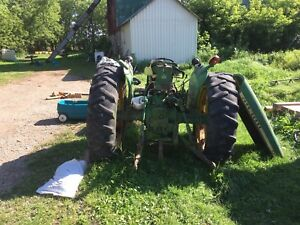 1120 John Deere tractor good parts