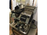 Coffee Machine: Expobar Markus Control Plus with Grinder