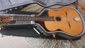 Various acoustic  guitars, for sale or trade