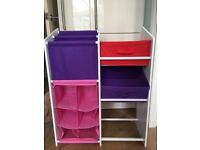 Childrens storage unit