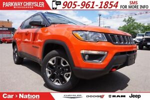 2017 Jeep Compass TRAILHAWK| BEATS AUDIO| NAV| PANORAMIC SUNROOF