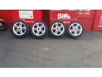 Ford Focus Zetec S/Titanium Wheels and Tires