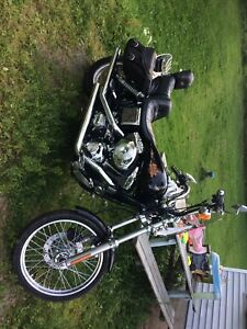 Dyna wide glide for sale or trade