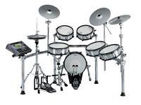 ROLAND V Drums TD-20KX SUPER SILVER KIT! - OR - full set without module - td30 td50 flagship kit