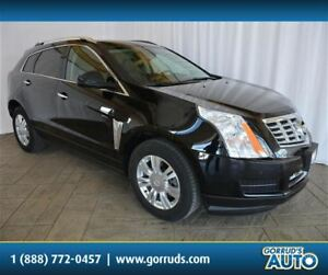 2014 Cadillac SRX AWD/LUXURY/HEATED LEATHER/NAV/PANO ROOF/NEW TI