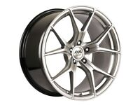 NEW 19'' AVA DALLAS STAGGERED ALLOY WHEELS 5X120 BMW 5 6 7 SERIES etc