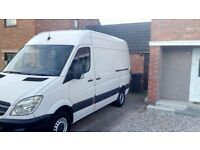 Marcedes Benz 311, 56 plate, good condition,second owner.