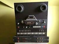 Tasman 38 Reel to Reel 8 Channel
