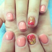 gel polish nail services