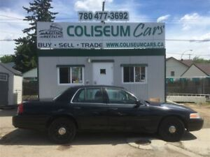 2011 Ford Crown Victoria Police Street Appearance,P71 , 117KM