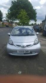 Accepting offers Toyota aygo 2008 1.0l petrol cat c