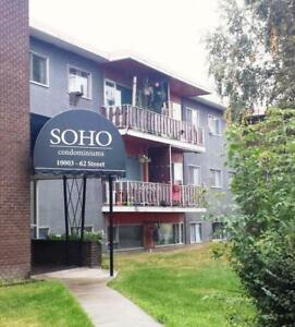 1 Bedroom -  - Soho Manor - Apartment for Rent Edmonton