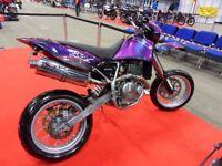 CCM R30 Supermoto