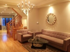 Luxury *fullly furnished* townhouse for rent