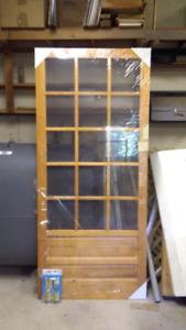 Huntington Screen Door