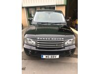 Range Rover Sport 2.7 HSE Automatic