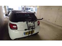 Bicycle rack for car