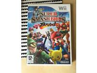 For Sale Nintendo Wii Games Pokemon & Smash