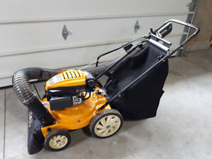 Cub Cadet SCV 050 chipper/shredder/vac