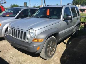 2005 Jeep Liberty Sport CALL 519 485 6050 CERTIFIED