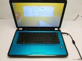 HP G6 Turquoise Edition 15,6 inch 4gb 500gb hd Windows 10