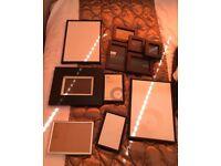 Various photo frames