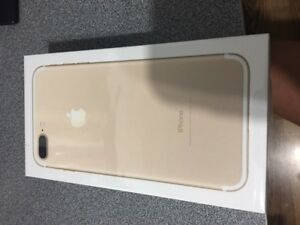 BRAND NEW IPHONE 7 PLUS - 32GB ROGERS CARRIER
