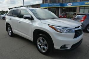 2015 Toyota Highlander AWD/PANORAMIS ROOF/NAV/CAMERA/LEATHER