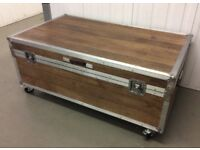 Superb, Coffee Table / Trunk. New & Unused.