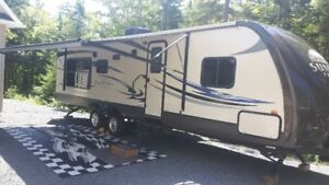 2012 , 30 Foot Reserve sunset Trail Travel Trailer
