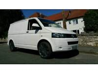 VW T5.1 2013 *NO VAT* Camper or day van ready
