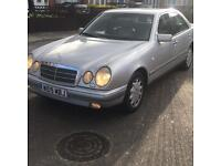 Mercedes E430 v8 E Class 4.3 - Open To Offers