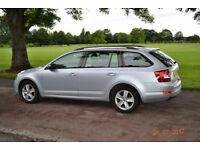 2014 skoda octavia 1.6 tdi se cr 4x4 estate 105 bhp £30 tax per year cheapest on the net