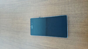 BROKEN Sony Xperia Z1 - Selling for parts